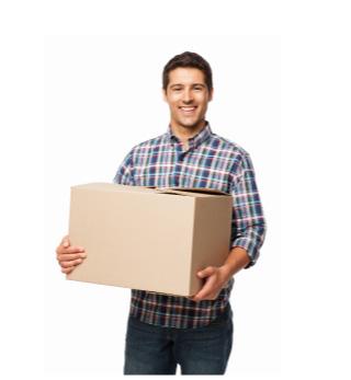guy-with-storage-box  sc 1 st  The Self Storage Place & Storage Units u0026 Locker Prices Victoria | The Self Storage Place